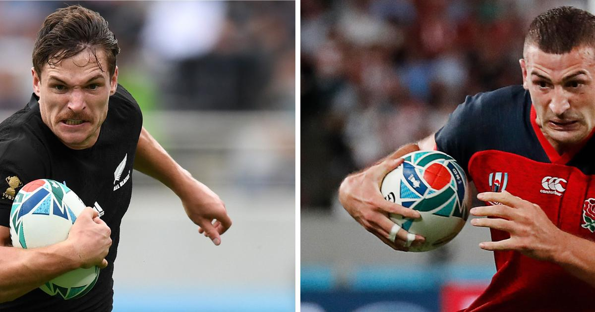 Rugby World Cup: Key individual battles as England take on New Zealand in exciting semi-final