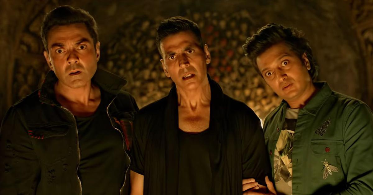 'Housefull 4' movie review: A reincarnation comedy that seems to drag on for a lifetime