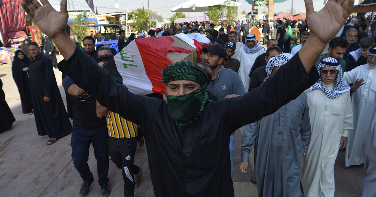 Iraq: Over 60 killed, thousands wounded as anti-government protests turn violent