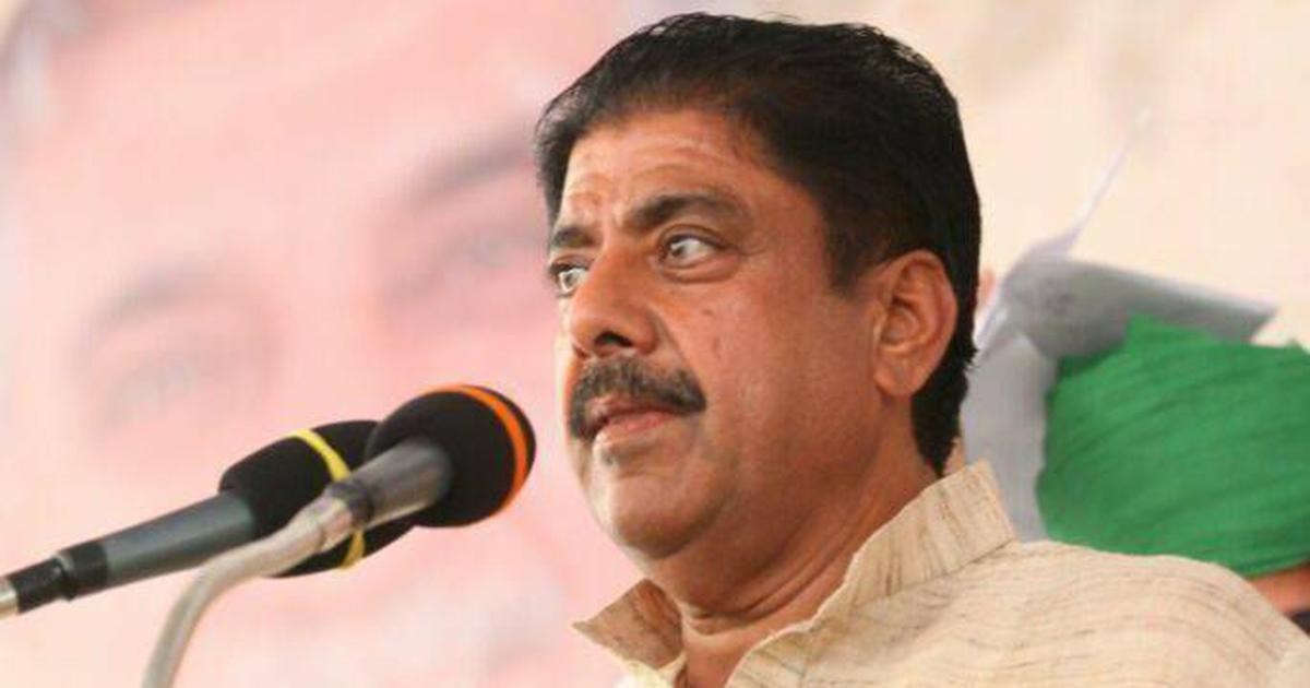 Haryana: 'I told Dushyant to go with BJP,' says JJP founder and deputy CM's father Ajay Chautala