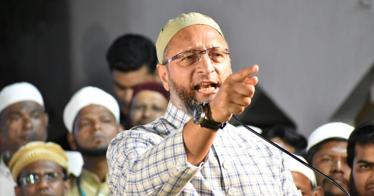 Protest watch: 'Pick a place,' Owaisi challenges Anurag Thakur over his 'shoot the traitor' slogan