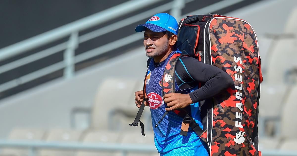 Bangladesh's Mushfiqur Rahim has angry confrontation with teammate during domestic game, apologises