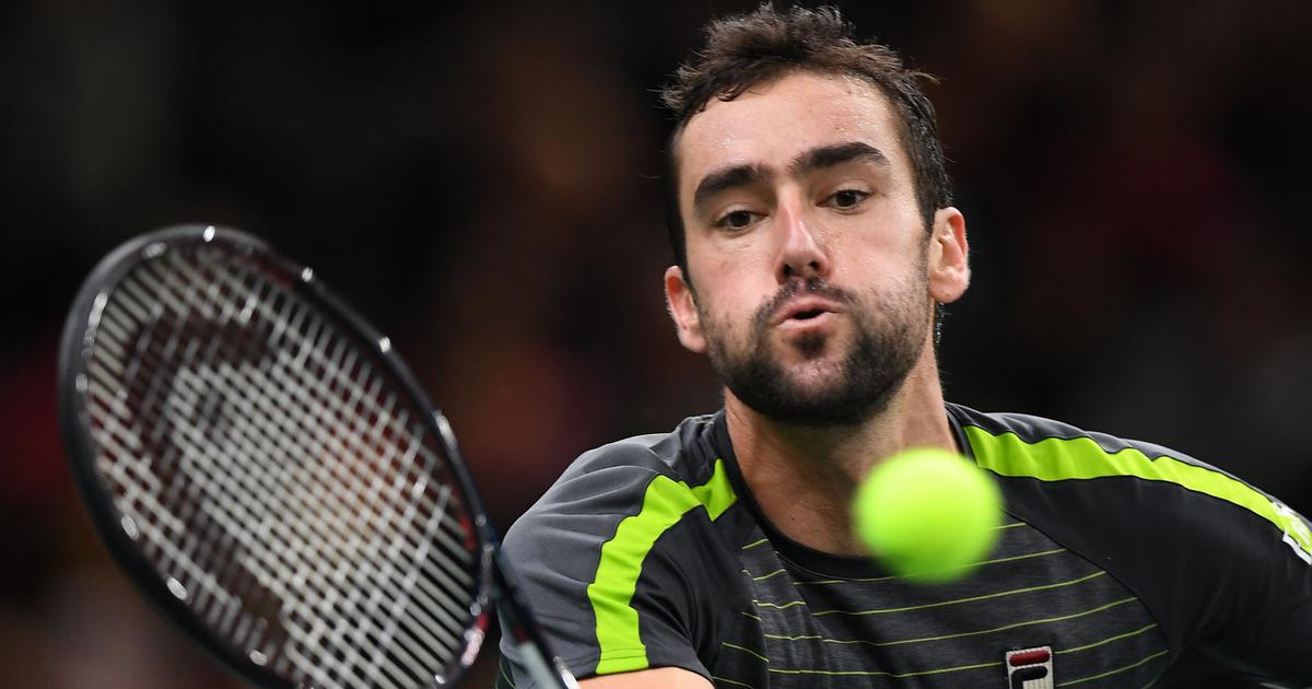 Paris Masters: Unseeded veterans Cilic, Tsonga, Verdasco beat young guns to reach second round