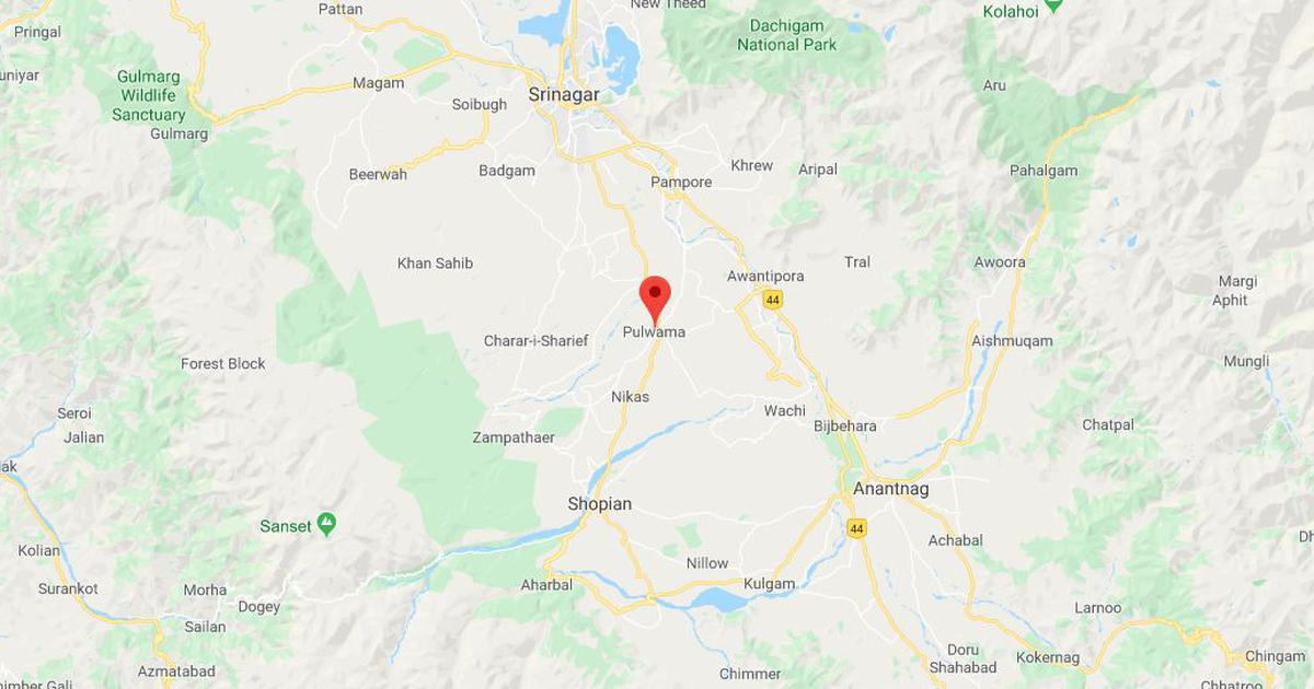 Kashmir: CRPF patrol party attacked by militants in Pulwama district, no casualties reported