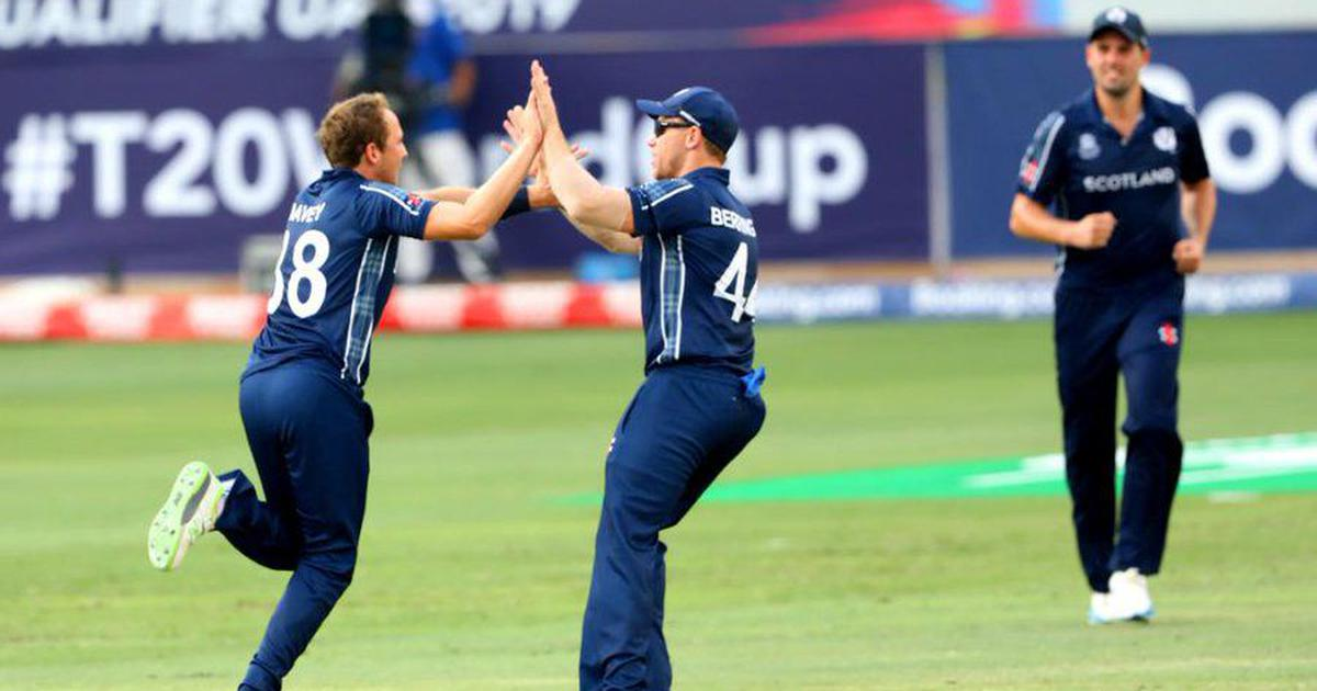 Scotland thump hosts UAE by 90 runs to book a place in 2020 T20 World Cup