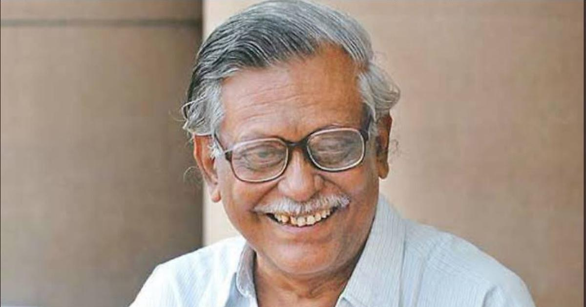 CPI leader Gurudas Dasgupta dies at 83