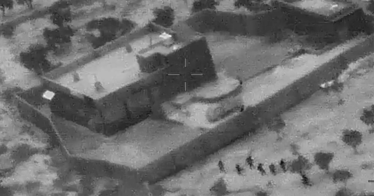 ISIS chief Baghdadi's death: US releases video, photos of special forces raid on Syrian compound