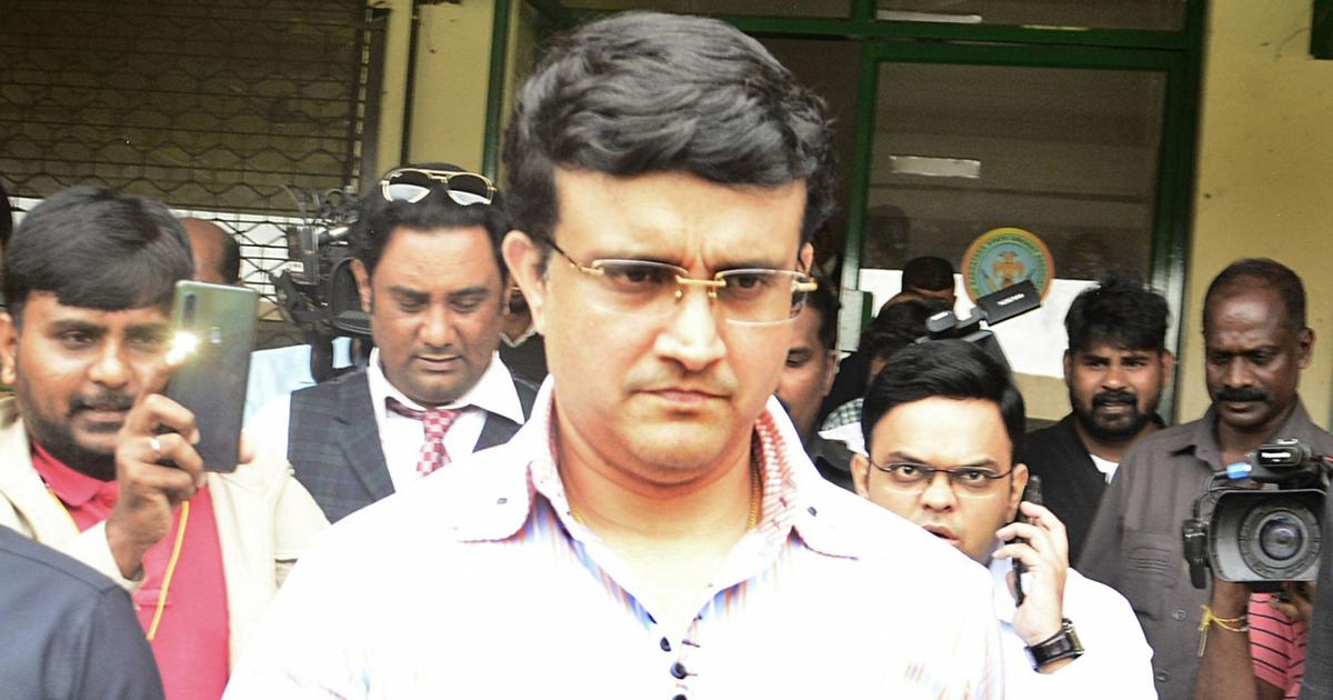 Will have to be practical scheduling matches in the north during winter in future: Sourav Ganguly