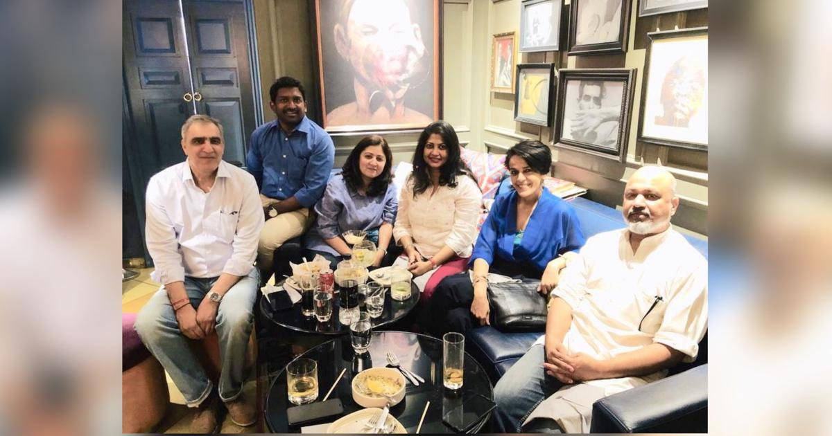 How almost all of today's English language publishers began in a small office in Delhi's Nehru Place