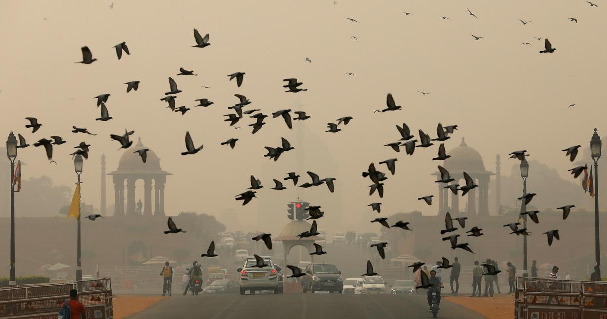 Budget 2020: Rs 4,400 crore allocated for tackling air pollution in big cities
