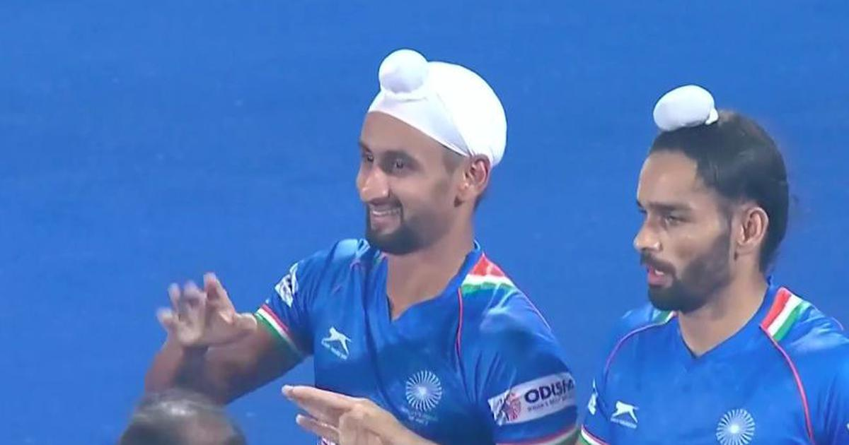 Hockey Olympic Qualifiers: Lacklustre India beat determined Russia 4-2