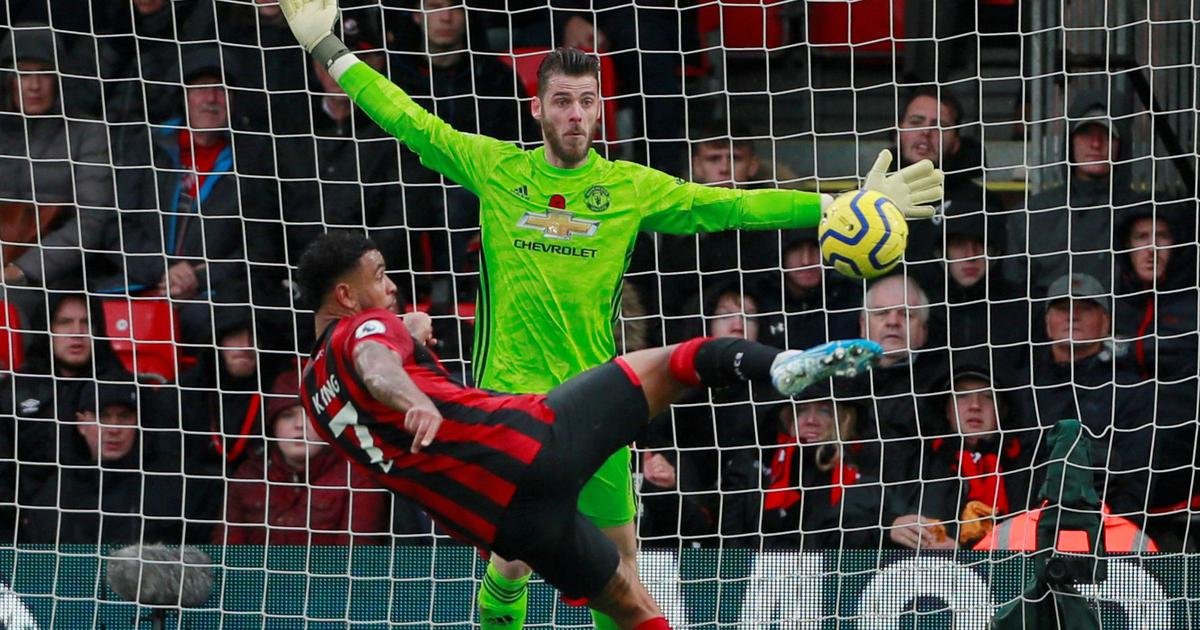Premier League: Manchester United's mini-revival comes to a halt with defeat at Bournemouth