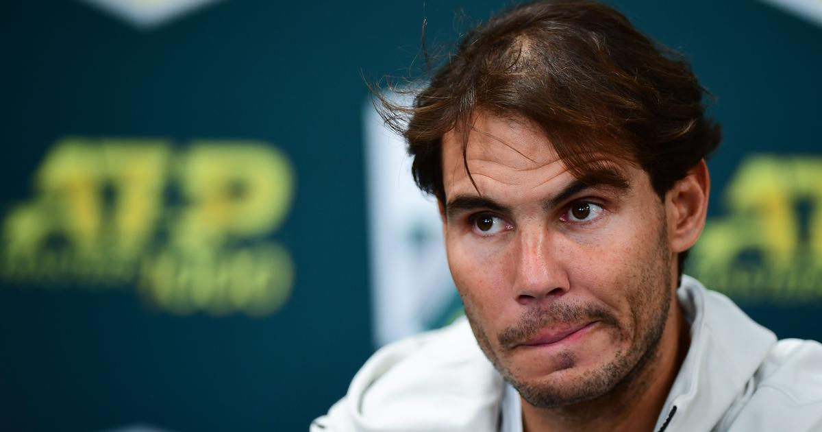 Injured Rafael Nadal confirms he'll play in season-ending ATP Tour Finals next month