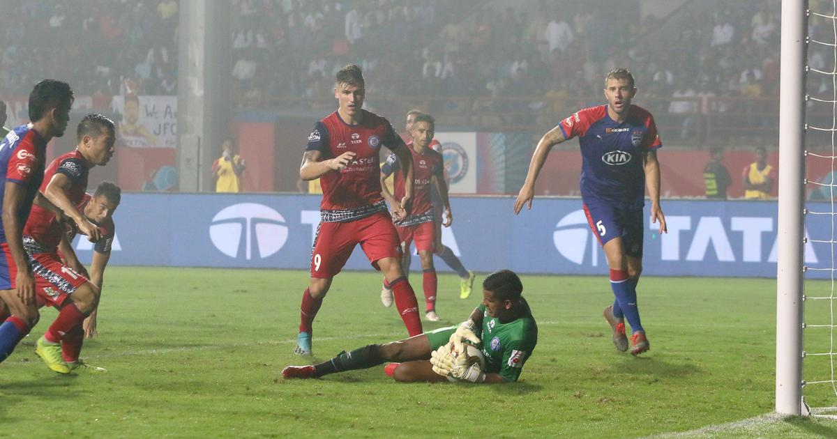 ISL: Goalkeeper Subrata Pal shines as Jamshedpur FC hold Bengaluru FC to 0-0 draw