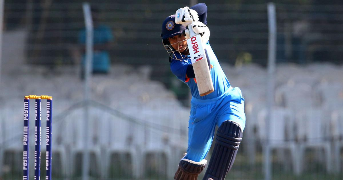 Cricket: Punam Raut, spinners help India level series against West Indies with 53-run win