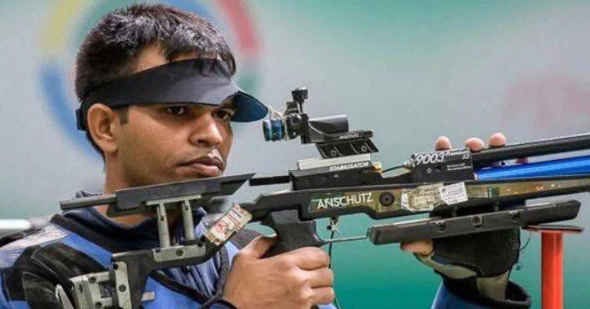 Shooting: Deepak Kumar secures Olympic quota with bronze medal at Asian Championships