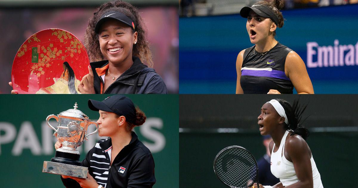 WTA 2019 season in review: Osaka, Barty, Andreescu, Gauff shine as youngsters edge out veterans