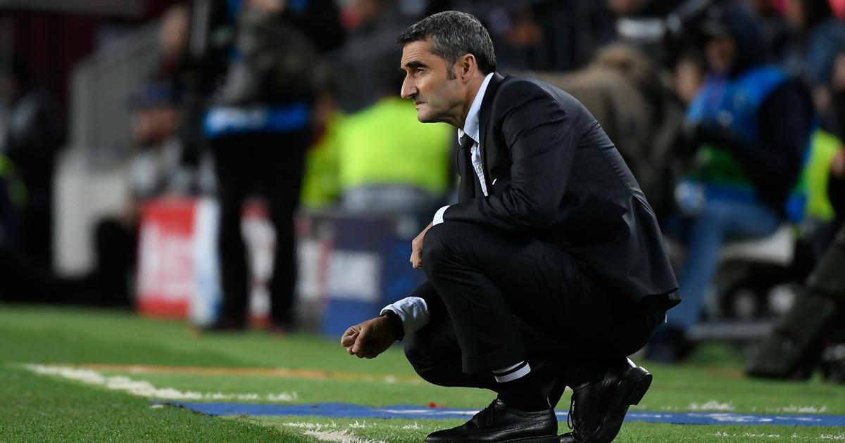 Lot of pressure: Valverde says Barcelona need to perform better after draw in Champions League