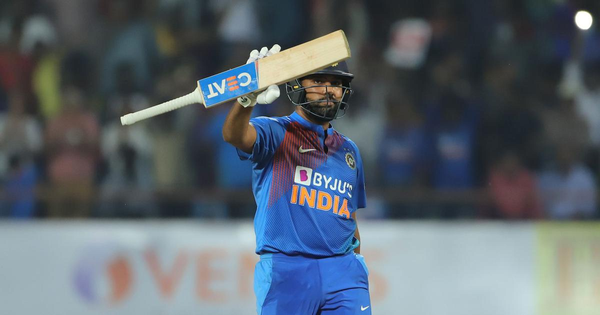 'Poetry in motion,' 'Easy elegance': Twitter left in awe of Rohit Sharma's stunning knock in Rajkot