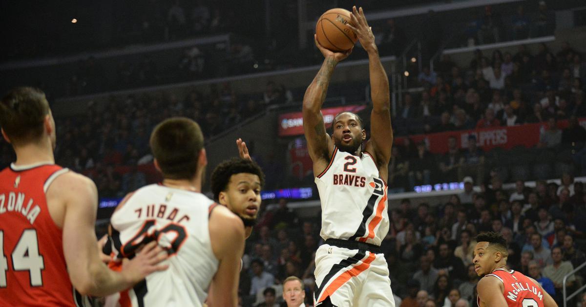NBA wrap: Kawhi Leonard's late blast saves Clippers, Celtics notch sixth straight win