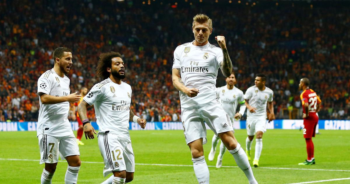 We can't change anything: Toni Kroos says Real Madrid are frustrated after patchy La Liga start