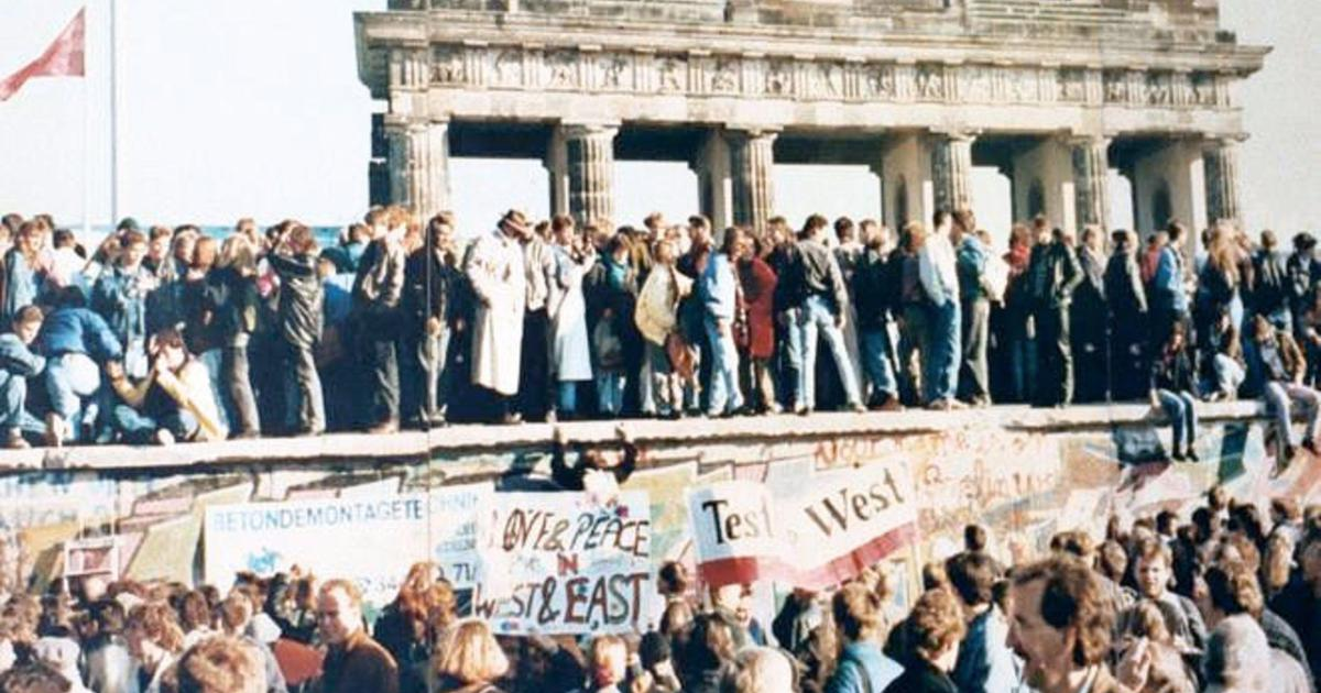How techno music reunited Germany after the fall of the Berlin Wall