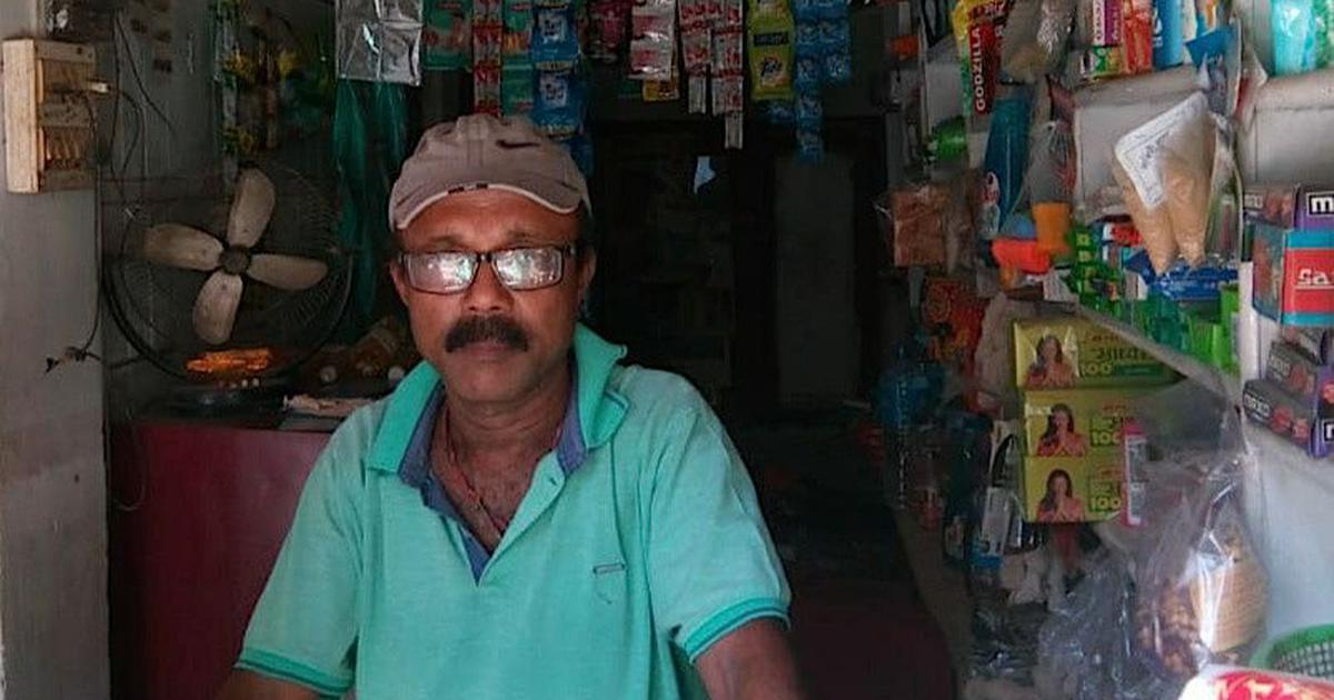 Hard Times: 'No more fish and meat, we now eat dal-bhaat most of the time,' says Guwahati shopkeeper