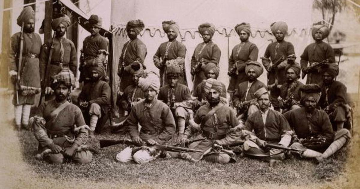 The heartless way in which the British dealt with the widows of Indian soldiers