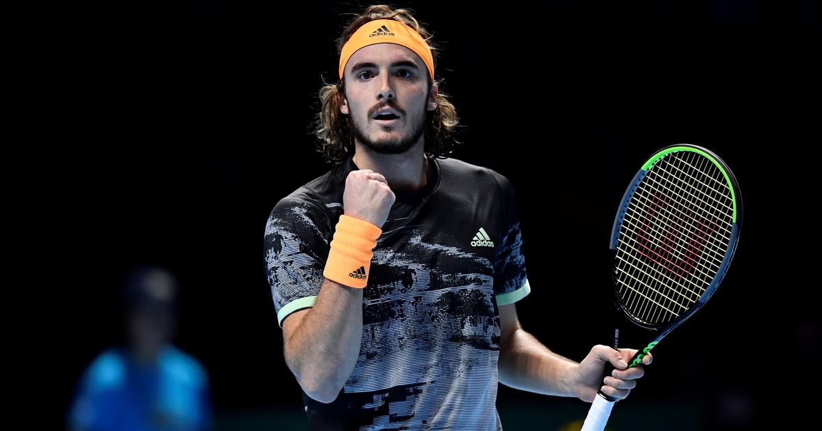 Tennis: Stefanos Tsitsipas registers first win against rival Daniil Medvedev at ATP Finals
