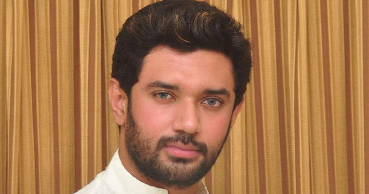 Jharkhand elections: Lok Janshakti Party to contest alone, says Chirag Paswan