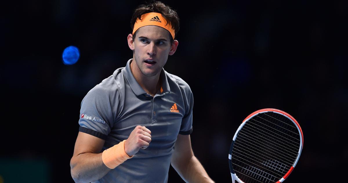 ATP Finals: Thiem reaches semi-finals, Federer faces Djokovic in final group game