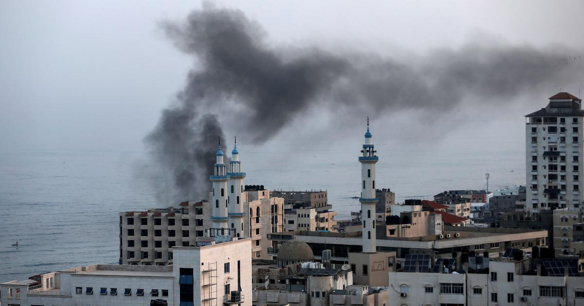 Israel kills top Islamic Jihad group commander, Gaza militants respond with rocket attacks