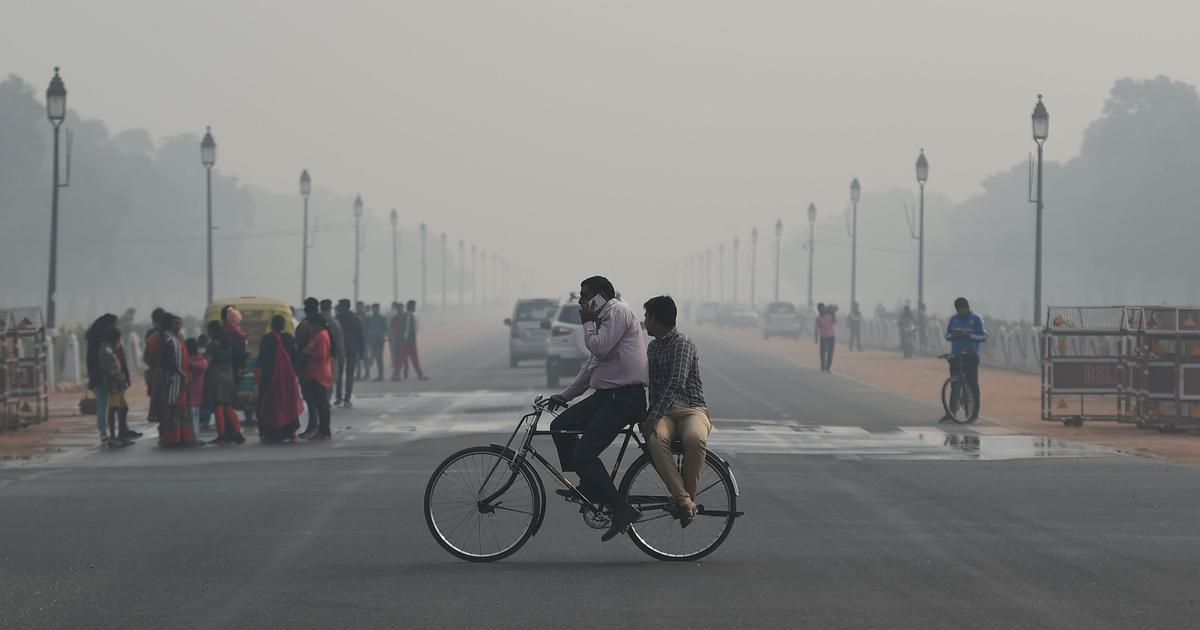 In charts: Did Delhi's odd-even vehicle plan help improve its air pollution problem?