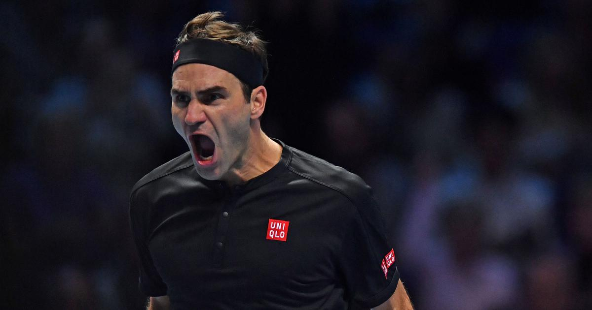 ATP Finals: Federer serves up a masterclass to record first win over Djokovic since 2015, enters SF