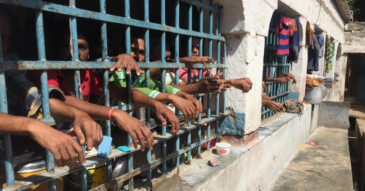 India's jails are vastly overcrowded. Here are some ways to protect inmates from Covid-19