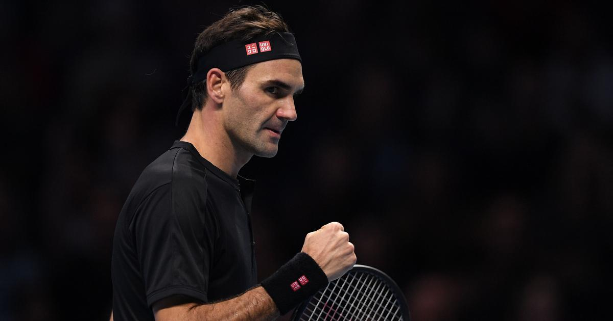 Despite ATP Finals loss, satisfied Roger Federer eyes success in next season