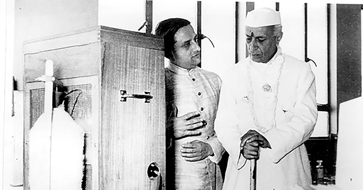 In pictures: The Vikram Sarabhai years of India's (and ISRO's) journey to space