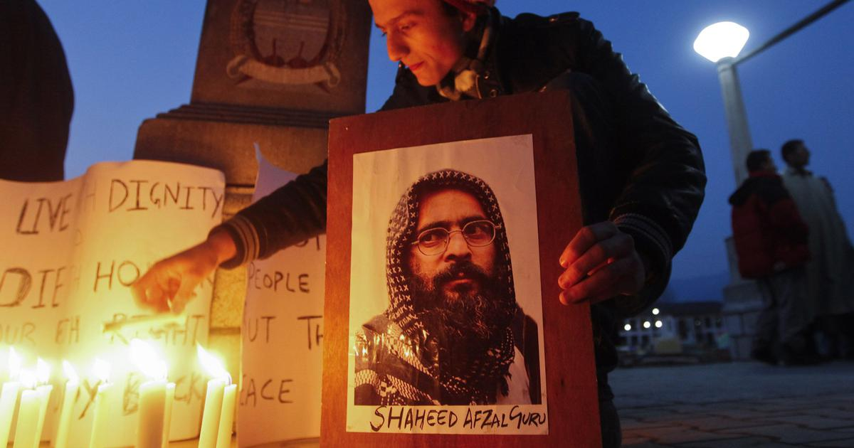 In a book about convicts sentenced to death, a jailer reveals details of Afzal Guru's final hours