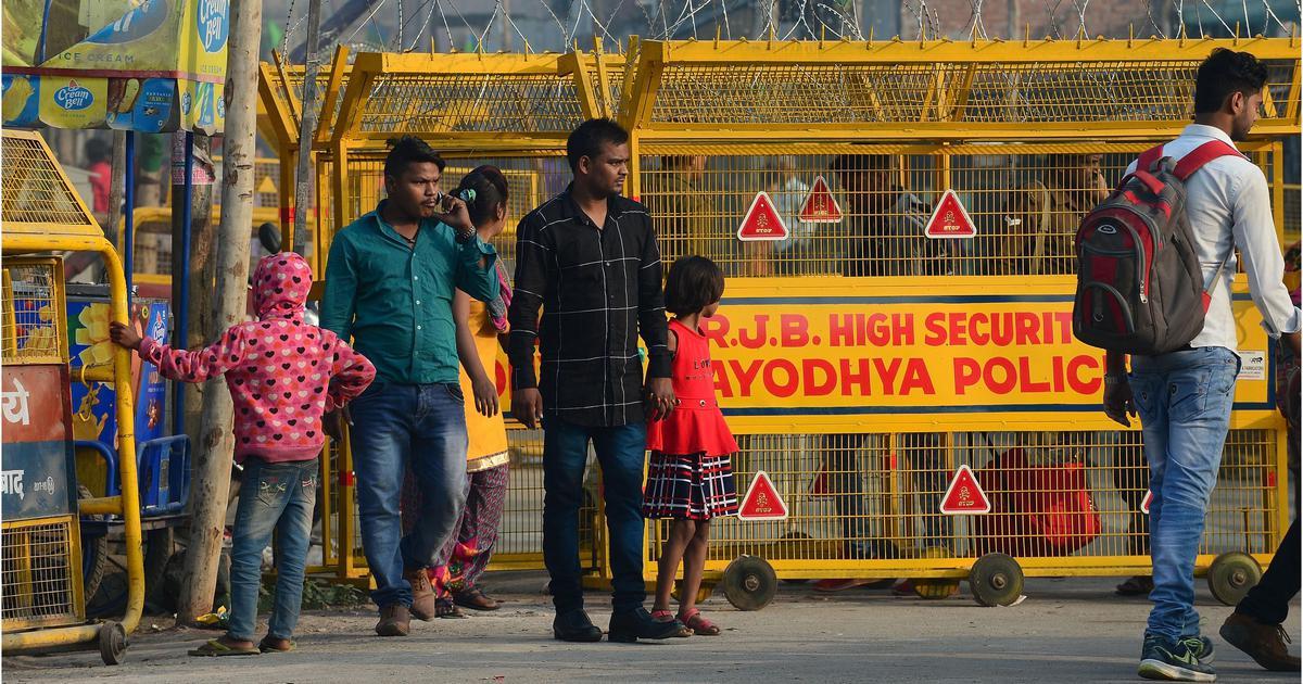 Ayodhya verdict: Muslim law board to file review plea, won't accept five-acre plot elsewhere