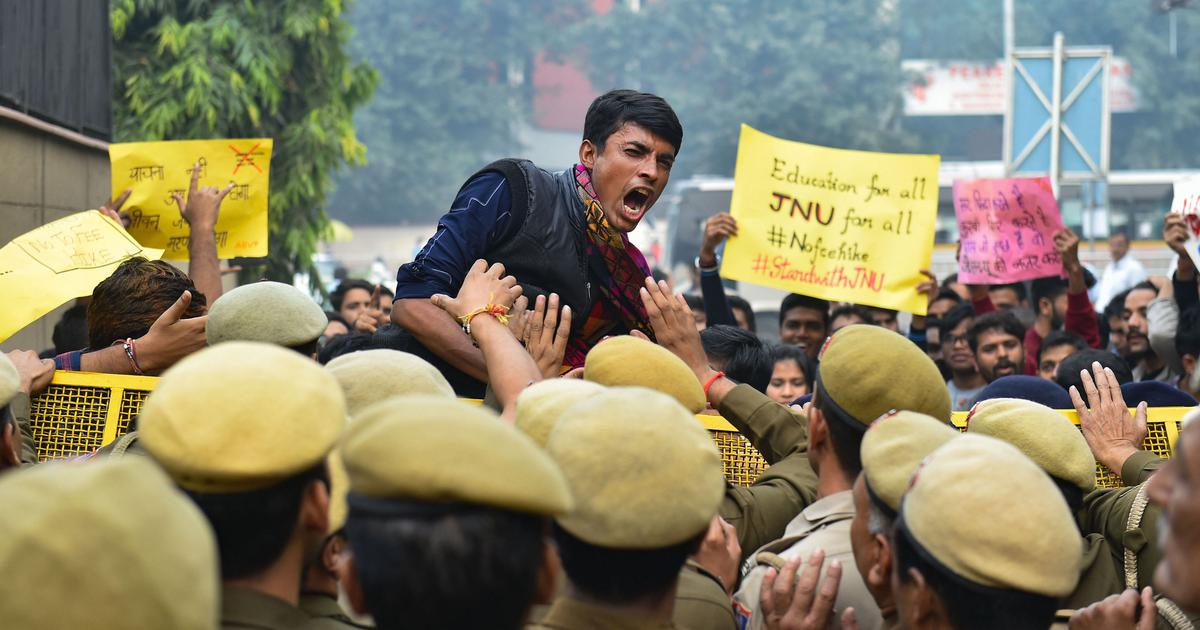 What JNU protestors could learn from the students who fought for India's independence