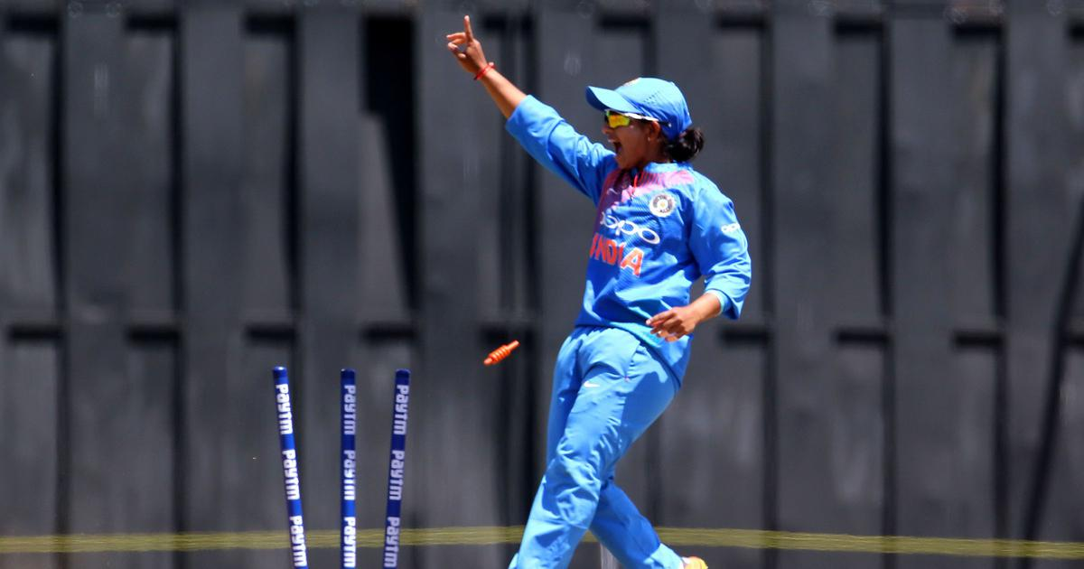 Cricket: India extend lead in T20I series with five-run win in rain-affected fourth match