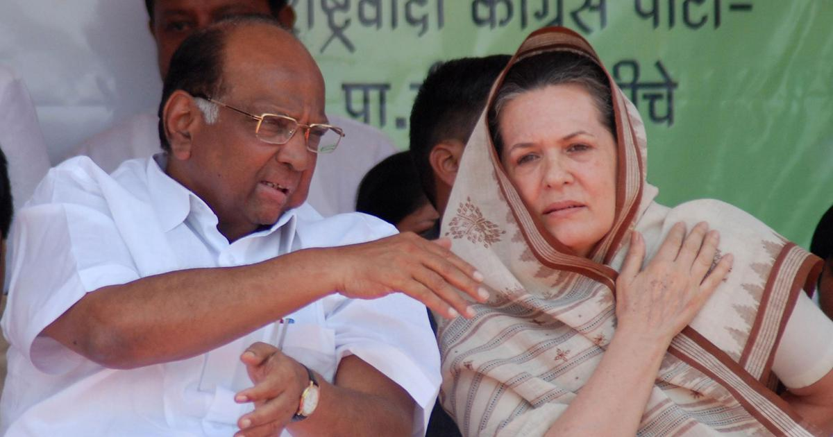 Maharashtra crisis: Sharad Pawar meets Sonia Gandhi, but no final outcome yet