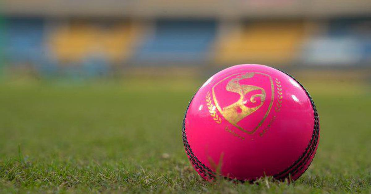 Why are pink balls used instead of red in day-night Tests?