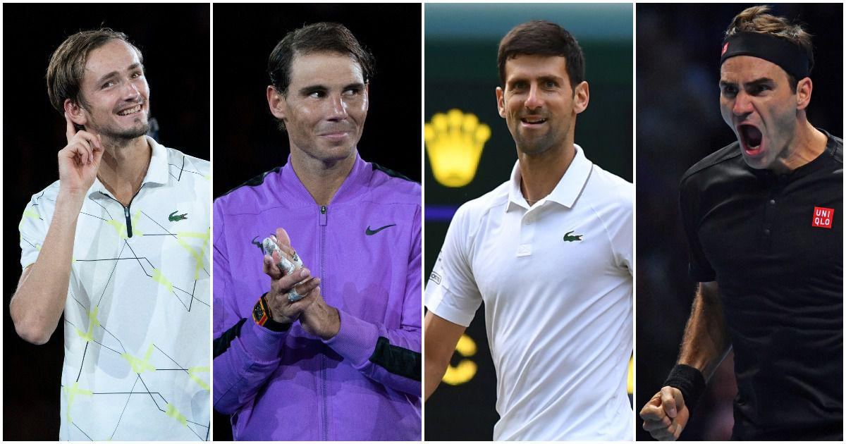 ATP 2019 season in review: Big Three's dominance is finally balanced by hope and hype of Next Gen
