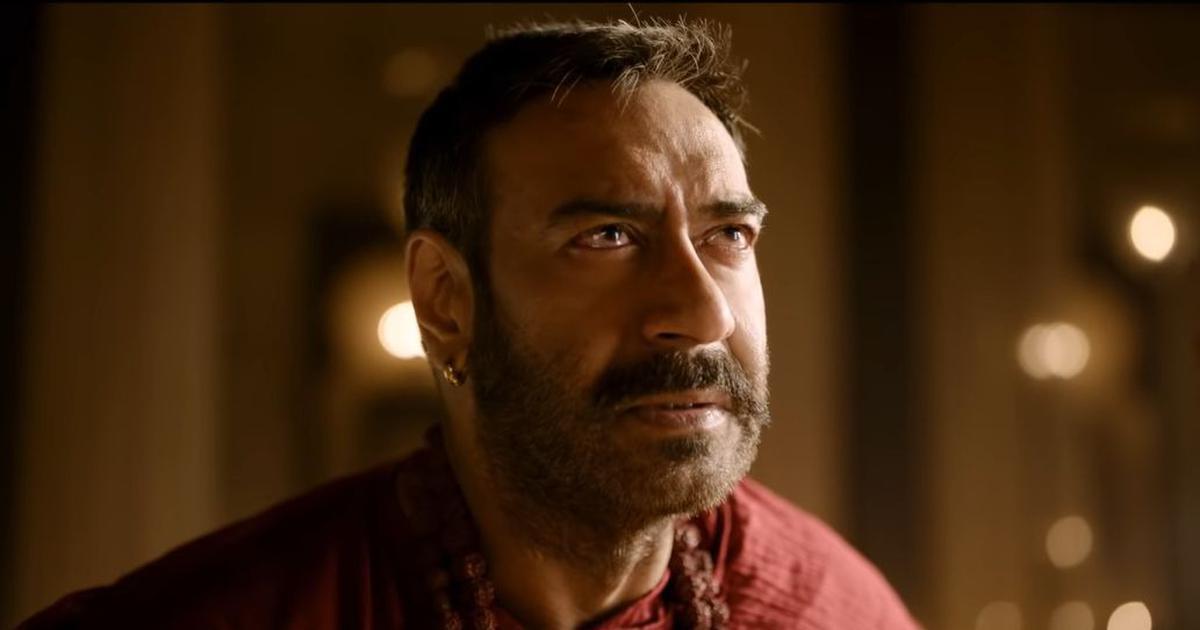 'Tanhaji: The Unsung Warrior' trailer: Ajay Devgn plays Shivaji's fiery soldier