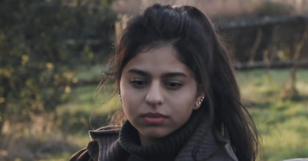 Watch: 'The Grey Part of Blue', starring Suhana Khan