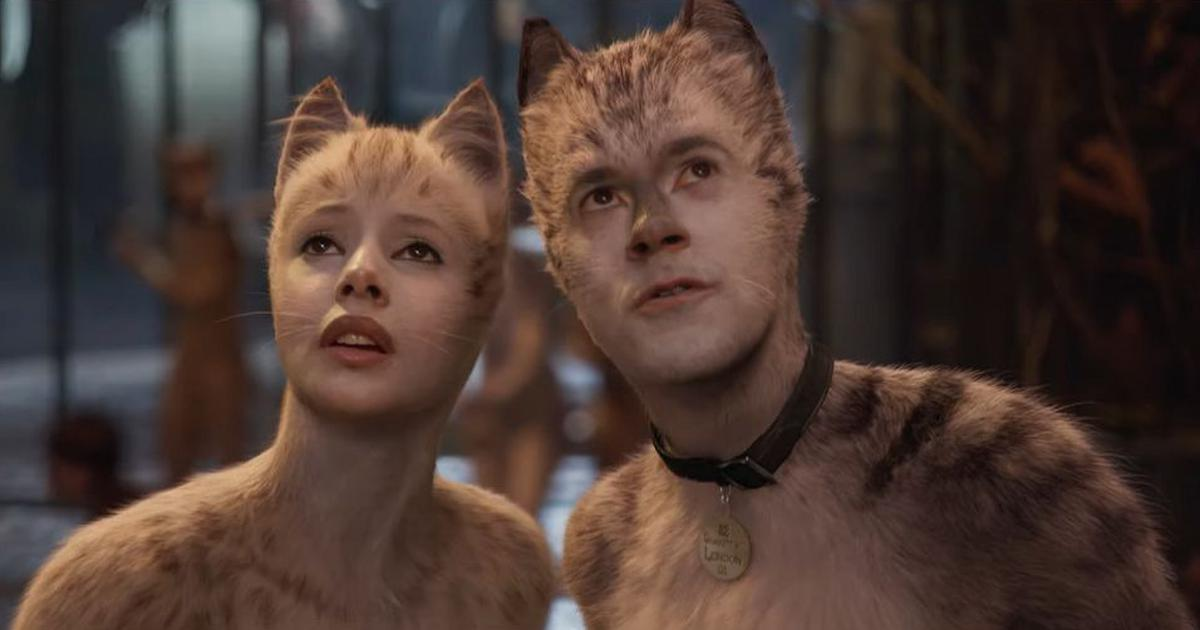 Watch out: There's a new trailer for the 'Cats' movie