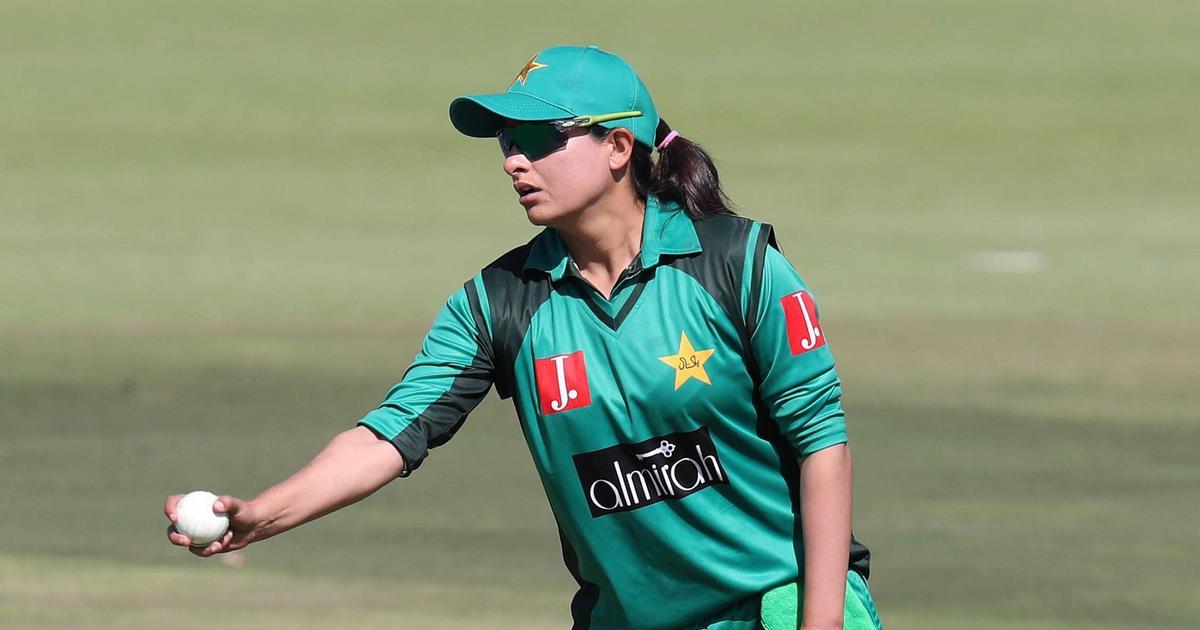 Former Pakistan captain Sana Mir announces break from international cricket