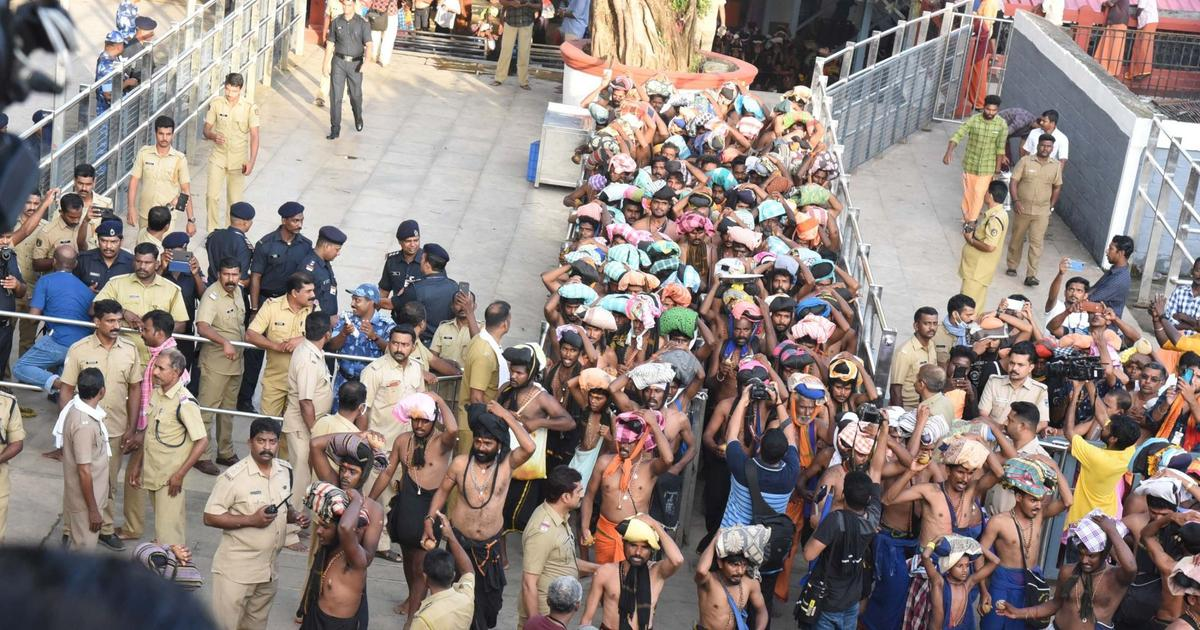 Sabarimala: SC asks Kerala government to frame separate law for the temple's administration