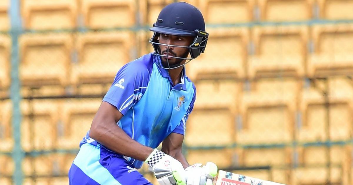 Syed Mushtaq Ali T20: Mithun, Padikkal star in Karnataka's win; Tamil Nadu crush Rajasthan